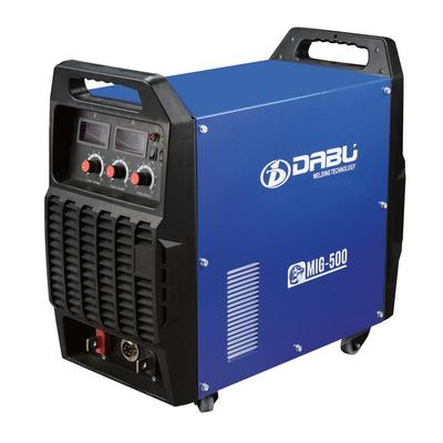MIG500 Gas shielded welding machine IGBT