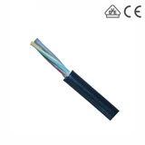 Rubber flexible cable H07RN8-F