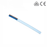 PVC flexible cable H05VVH2-F